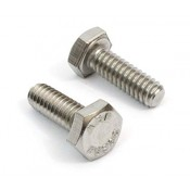 Din 933 Stainless Screws