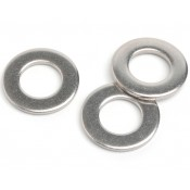 Din 125 Stainless Steel Flat Washers