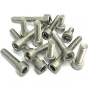 Din 912 Stainless Steel Screws