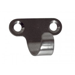 Stainless Steel stamped hook 33 x 12 mm