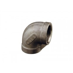 """Stainless Steel female-female 90° elbow Fitting 3/4"""""""