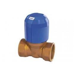 Full flow non-block Bronze valve 1/2``