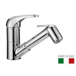 Mixer Tap with Shower H141mm