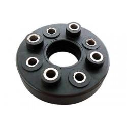 Flexible Coupling Propeller -Gearbox 120mm 8 Holes