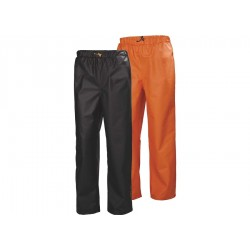 Pants for Rainfall Helly Hansen Gale Orange - Size XL