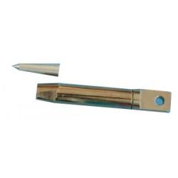 Stainless steel parafil eye swage terminal 9 mm