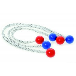 Sail Ties 50cm Shock cord with balls