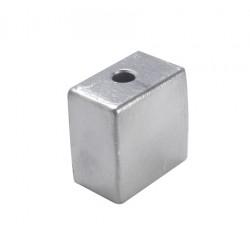 Aluminium Anode Cube for O.M.C engines  + Johnson & Evinrude 50-225 HP 393023-436745