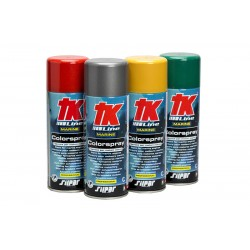 Spray Paint Grey 400ml for Volvo Penta SX DPX