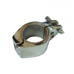 Stainless Steel Bimini jaw slide with removable pin spring 30 mm