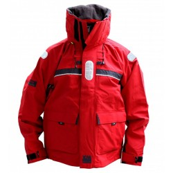 Jacket XM Yachting Offshore Red - Size XS